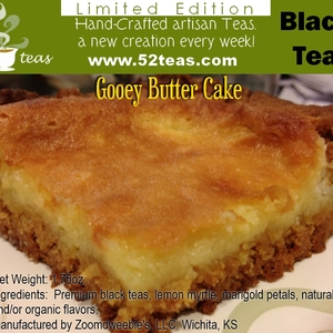 Gooey Butter Cake from 52teas