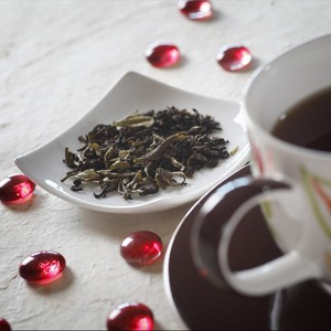 Tropical White Pu-erh from Kally Tea