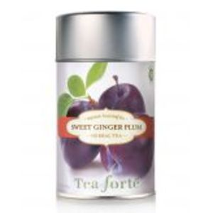 Sweet Ginger Plum from Tea Forte