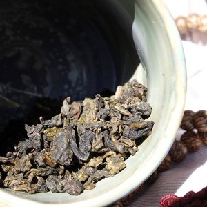 Light Roast Anxi Traditional Tieguanyin from Verdant Tea