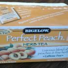 Perfect Peach (Herb) Tea from Bigelow