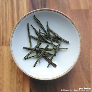 Lu An Gua Pian (Melon Seed Tea) from driftwood tea