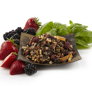 Berry Basil Blast! White Tea from Teavana
