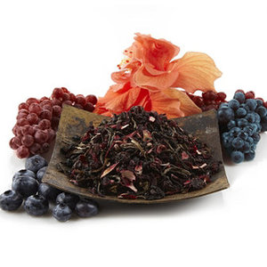 Very Berry White Tea from Teavana