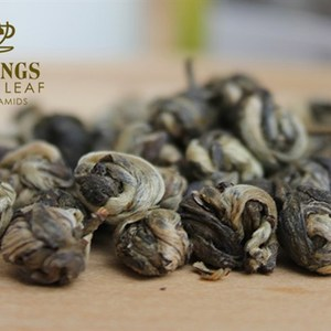 Jasmine Pearls (Whole Leaf Silky Pyramids) from Twinings
