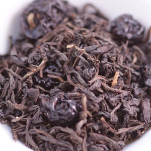 Blueberry Black from Ovation Teas