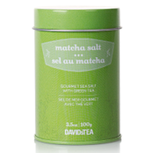 Matcha Salt from DAVIDsTEA