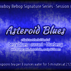 Asteroid Blues Blend from Adagio Teas