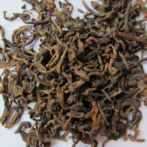 2009 Loose Golden Leaf Imperial Pu-erh Tea from PuerhShop.com