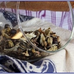 Eight Treasures Yabao Winter Blend from Verdant Tea