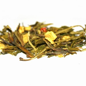 Vanilla Pineapple White from Della Terra Teas