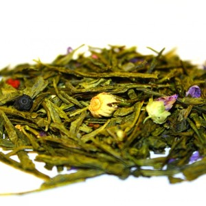 Double Berry Burst from Della Terra Teas
