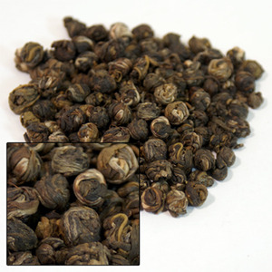 Organic Dragon Phoenix Pearl Jasmine Tea from Simpson &amp; Vail