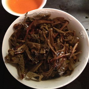 Yiwu Sheng Pu'er 50g Mini-Brick 2006 from Mandala Tea