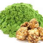 Caramel Popcorn Matcha from Red Leaf Tea