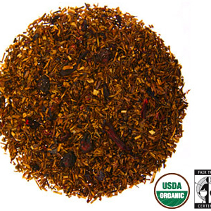 Blueberry Rooibos from Rishi Tea