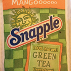 Mangoooooo from Snapple