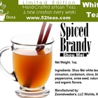 Spiced Brandy Shou Mei from 52teas
