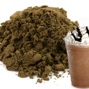 Mocha Matcha (Black Matcha Base) from Red Leaf Tea