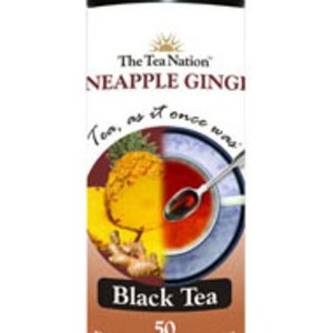 Pineapple Ginger black tea from The Tea Nation