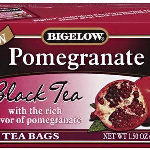 Pomegranate Black Tea from Bigelow