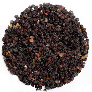 Elderberries from Nothing But Tea