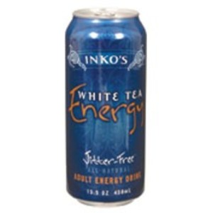 White Tea Energy from Inko's