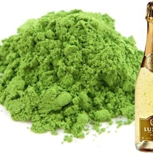 Champagne Matcha from Red Leaf Tea