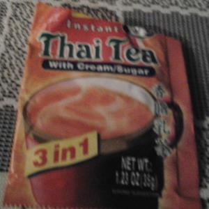 Thai Tea from NR. Instant Produce Co., LTD.