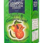 Apple & Cinnamon Twist from London Fruit & Herb Company