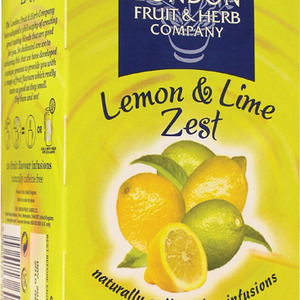 Lemon & Lime Zest from London Fruit & Herb Company