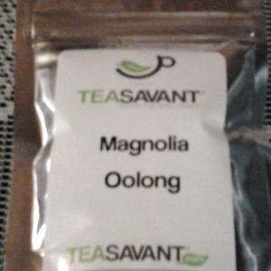 Magnolia Oolong (sampler) by Tea Savant from Tea Savant