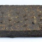 2004yr Yunnan XiaGuan Tea Factory Flame Tibetan Puer Tea Brick Raw/250g from yunnan xiaguan tea factory