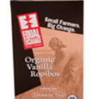 Organic Vanilla Rooibos from Equal Exchange