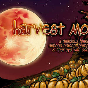 Harvest Moon (Blend) from Custom-Adagio Teas