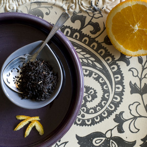 Organic Earl Grey from Divinitea