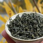 Autumn Harvest Laoshan Green from Verdant Tea