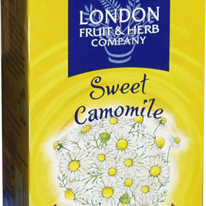 Sweet Camomile from London Fruit &amp; Herb Teas