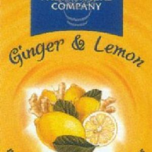 Ginger and Lemon from London Fruit & Herb Teas