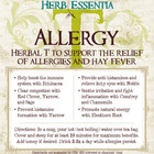Allergy T from Herb Essentia