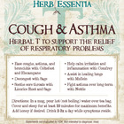 Cough & Asthma Tea from Herb Essentia