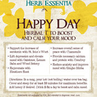 Happy Day Tea from Herb Essentia
