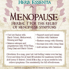 Menopause Tea from Herb Essentia