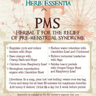 PMS Tea from Herb Essentia