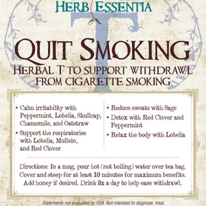Quit Smoking from Herb Essentia