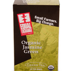 Organic Jasmine Green from Equal Exchange