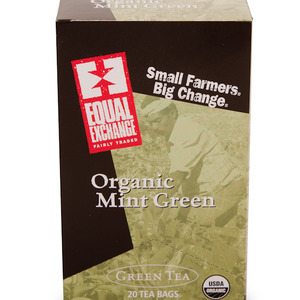 Organic Mint Green from Equal Exchange