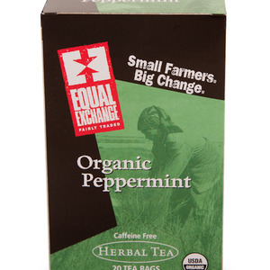 Organic Peppermint from Equal Exchange