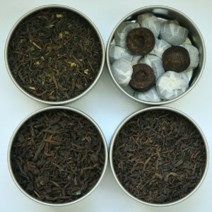 Pu-Erh Tuocha from Heavenly Tea Leaves