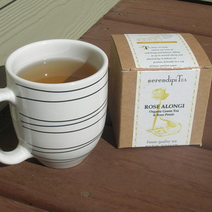 Rose Alongi from SerendipiTea